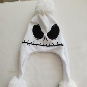 Nightmare Christmas Jack Skellington Fleece Hat